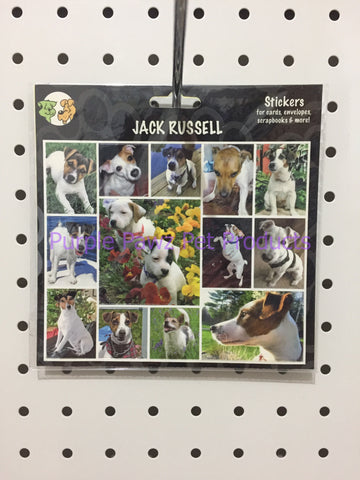 ~STICKERS / JACK RUSSELL~