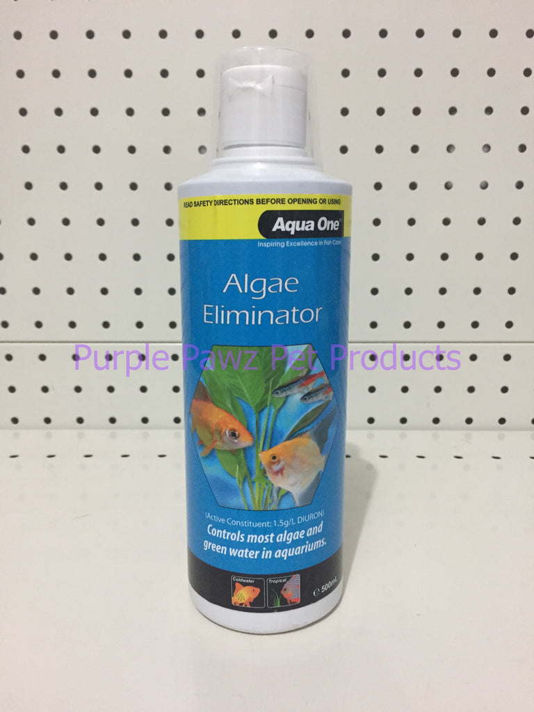 ~AQUA ONE / ALGAE ELIMINATOR / 500ML~