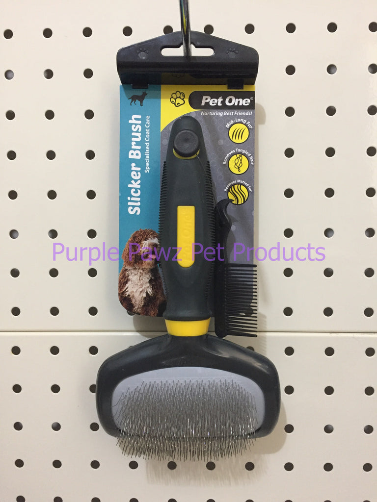 ~PET ONE / SLICKER BRUSH / DOG / LARGE~