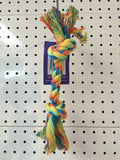 ~2 KNOT ROPE DOG TOY 26 CM~