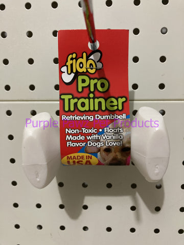 ~FIDO / PRO TRAINER / RETRIEVING DUMBELL / SMALL~