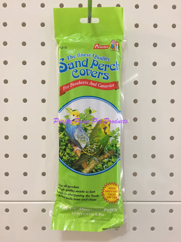 ~PERCELL / SAND PERCH COVERS / 6PK / SML~