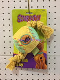 ~SCOOBY-DOO PLUSH SPORT BALL DOG TOY~