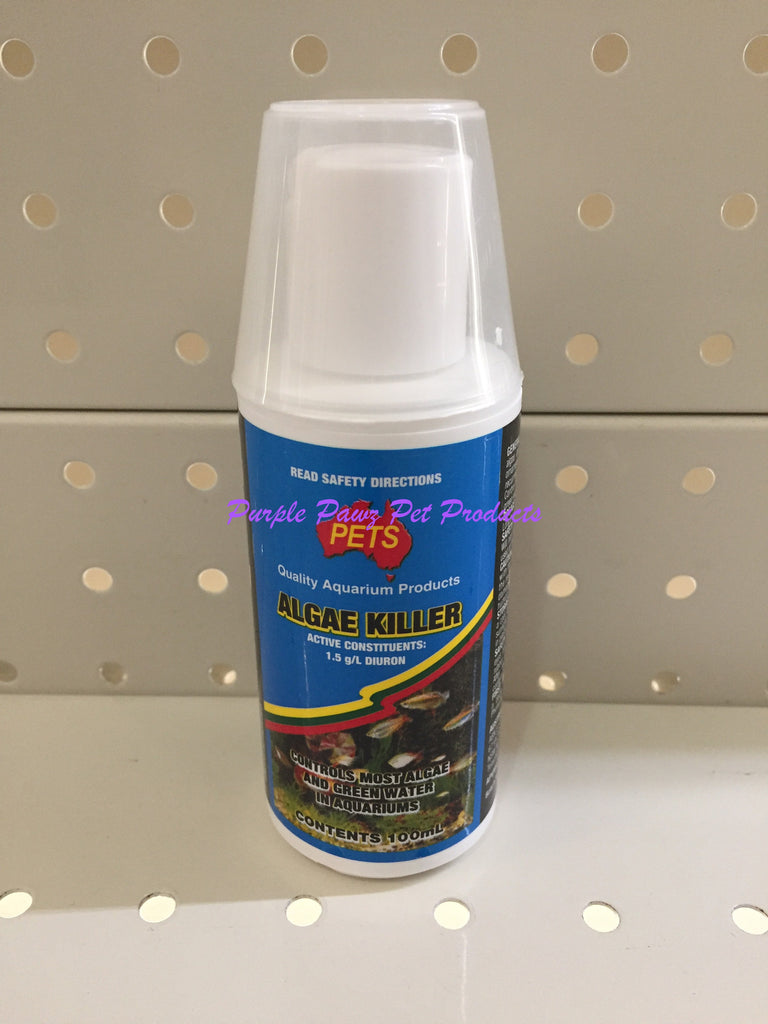~PETS AQUARIUM PRODUCTS / ALGAE KILLER / WATER AGER / FUNGUS & FIN ROT CURE~