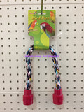 ~BIRD / ROPE PERCHES / 4 SIZES~