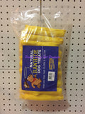 ~NATURAL RAWHIDE DOG TREATS / SML RETRIEVERS / CHICKEN / 30PK~