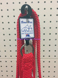 ~BEAU PETS / DOG LEAD / NYLON / SLIP / RED / 20MM x 180CM~