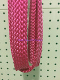 ~BEAU PETS / DOG LEAD / NYLON / SLIP / PINK / 20MM x 150CM~