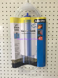 ~AQUA ONE / AQUARIUM / GRAVEL CLEANER / VAC-A-TANK / 23CM~