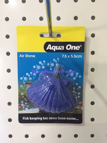 ~AQUA ONE / AQUARIUM / AIRSTONE / SHELL FISH / LARGE~