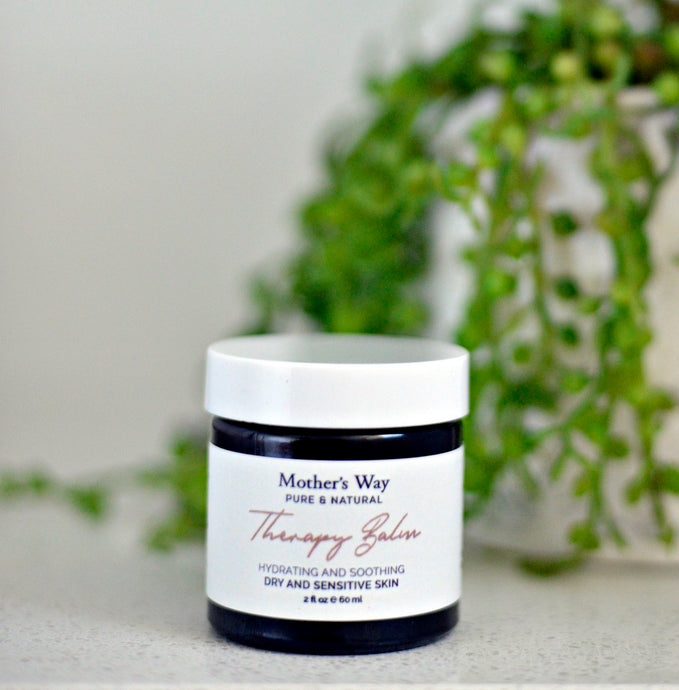 Therapy Balm (Hydrating & Soothing) Dry & Sensitive Skin 60ml