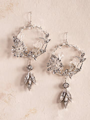 ALLYSE - Shimmer Garden Flowers Earrings