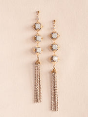 HAILIE - Dangling Earrings *Available in silver and gold Color*