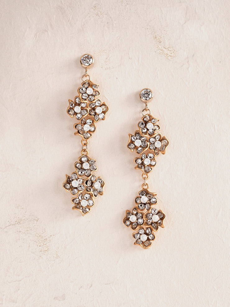MAVIS - Dangling Drop Earrings