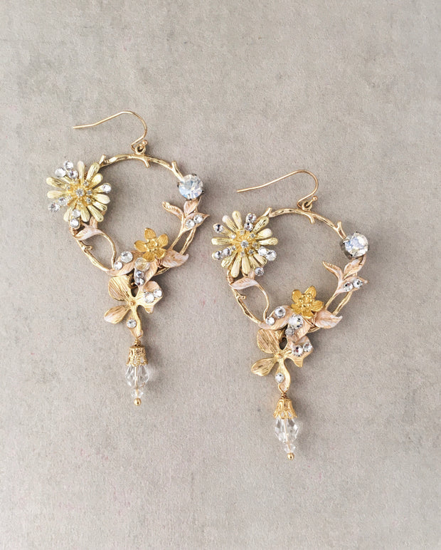 ADELINE Earrings *Available in gold and silver color*