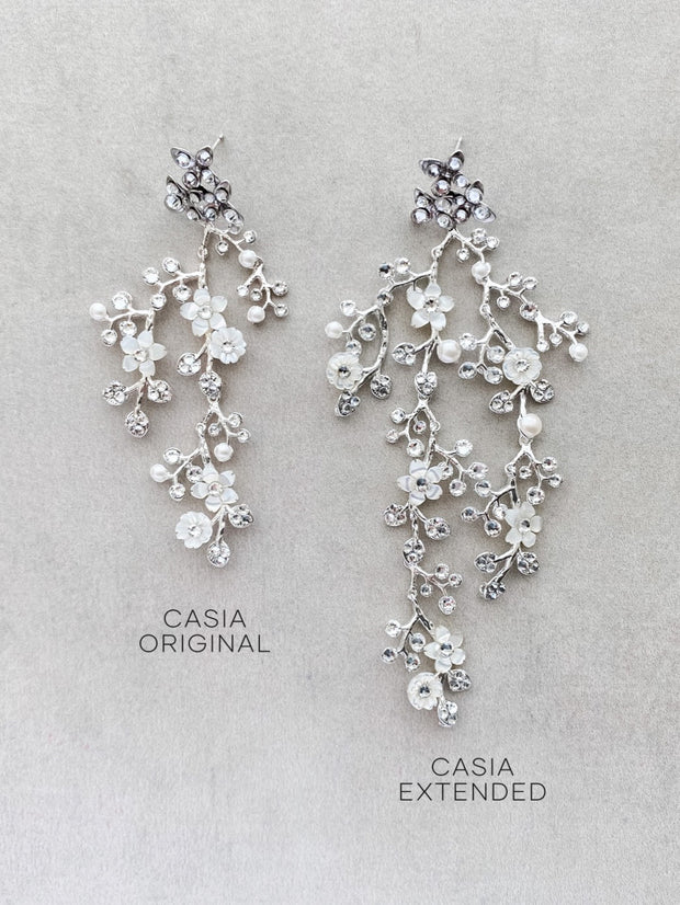 CASIA Earrings **Extended Version**