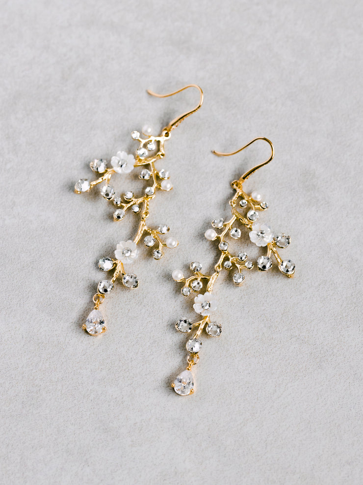 EMILIA Earrings *Gold Colour