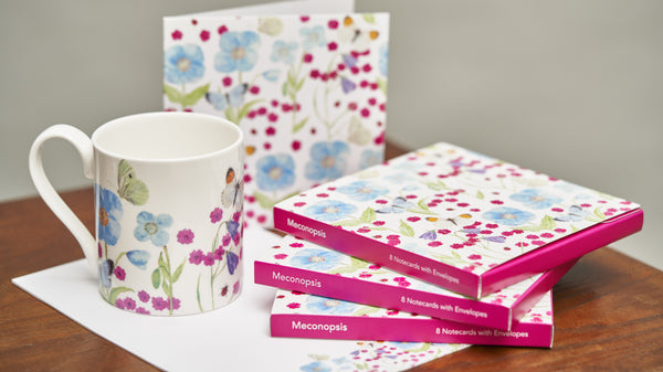 Meconopsis Product Collection by Dee Hardwicke