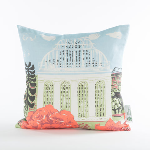 Cushion Cover - Palm House design