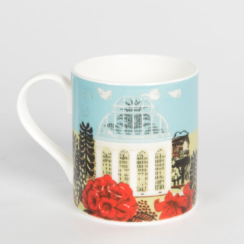 Mug - Palm House design