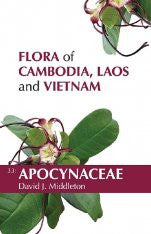 Flora of Cambodia, Laos and Vietnam. 33: Apocynaceae