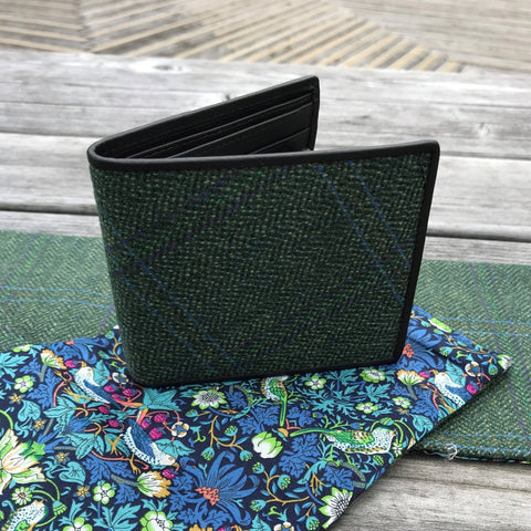 Wallet - RBGE Tweed