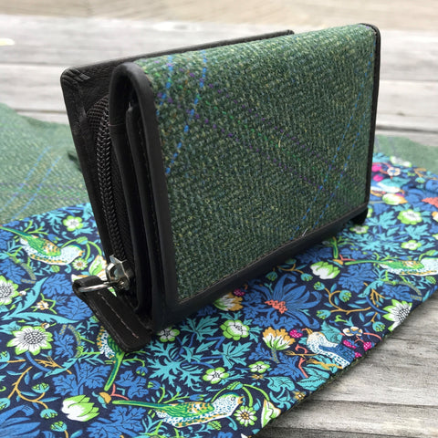 Clutch Purse - RBGE Tweed