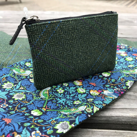 Coin Purse - RBGE Tweed