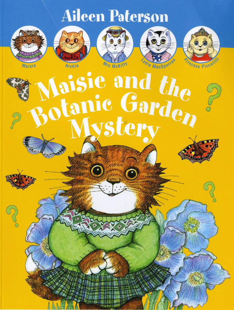 Maisie and the Botanic Garden Mystery