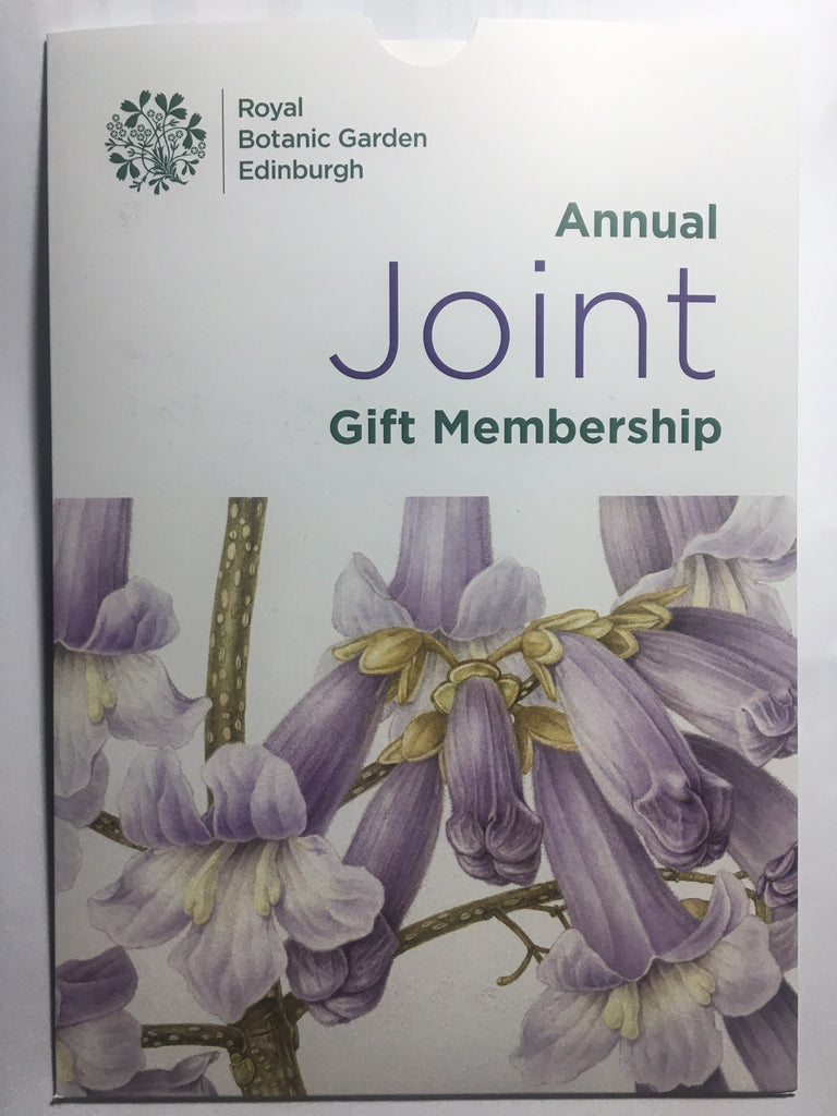 Annual Joint Gift Membership Pack