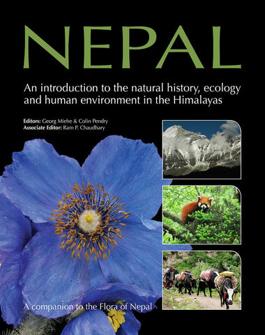 Nepal: An introduction to the natural history, ecology, and human impact of the Himalayas