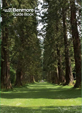 Royal Botanic Garden Edinburgh at Benmore Guide Book
