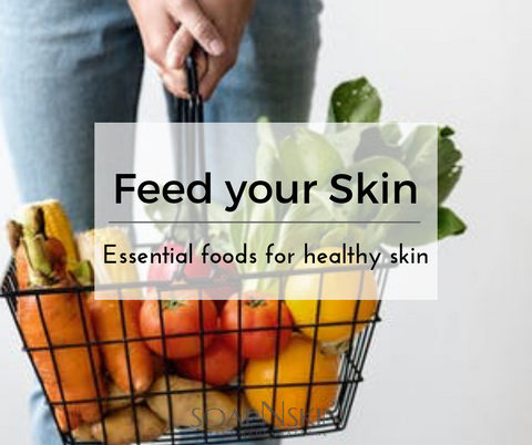 essential food for healthy skin
