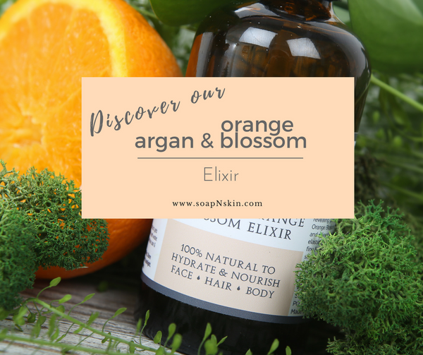 Argan Oil and Orange Blossom oil Blog