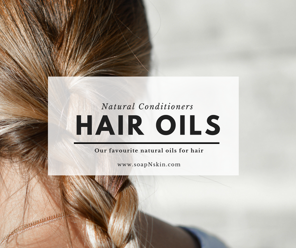 Natural Hair  Conditioners - Hair Oils