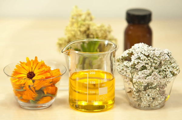 natural skincare oils