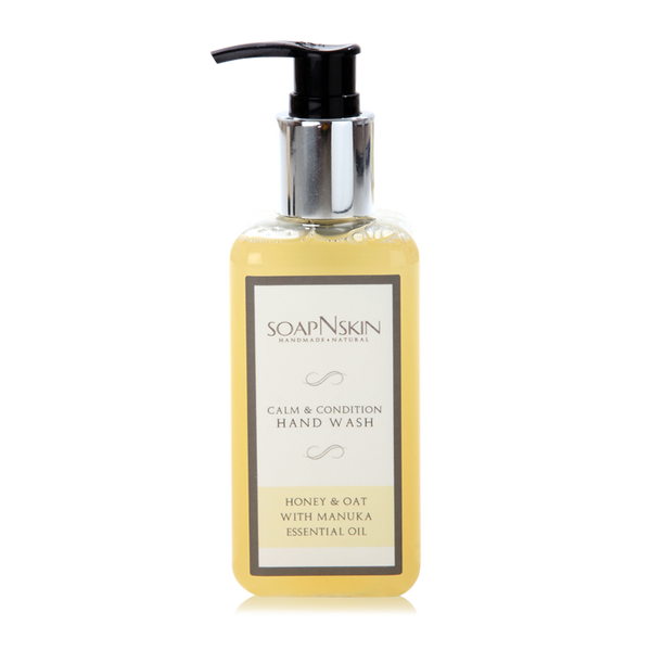 Honey & Oat with Manuka Essential Oil Handwash