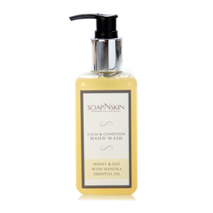 Honey & Oat Sulphate Free Castile  Hand Wash