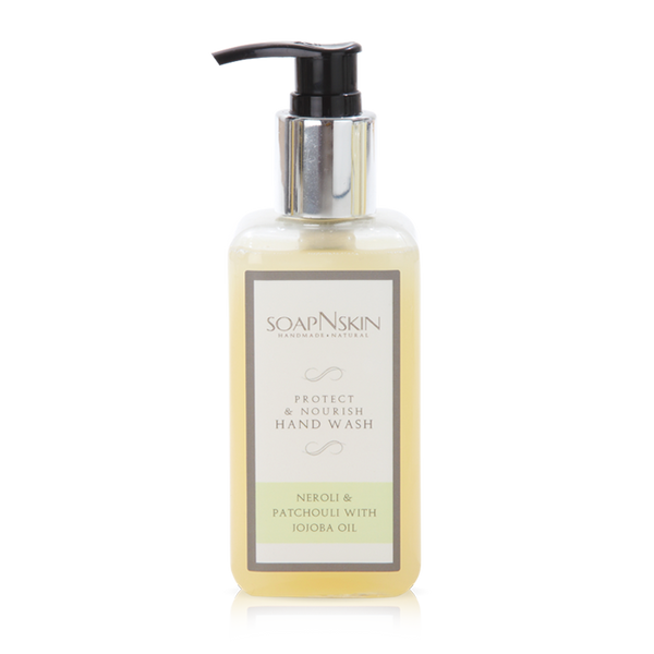 Neroli & Patchouli with Jojoba Oil Handwash