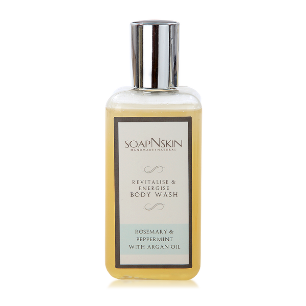 Rosemary & Peppermint with Argan Oil Body Wash