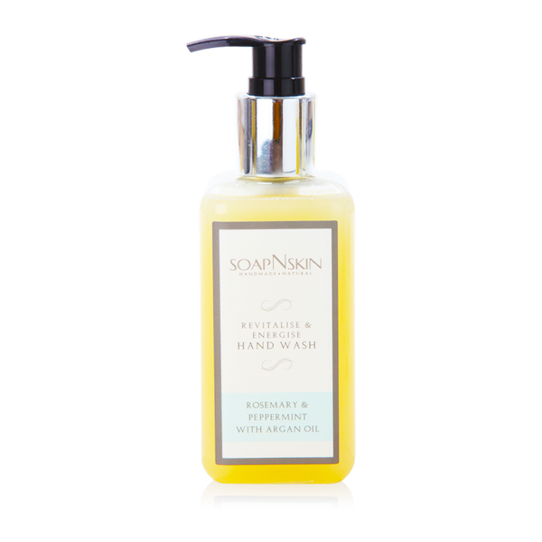 Rosemary & Peppermint with Argan Oil Handwash
