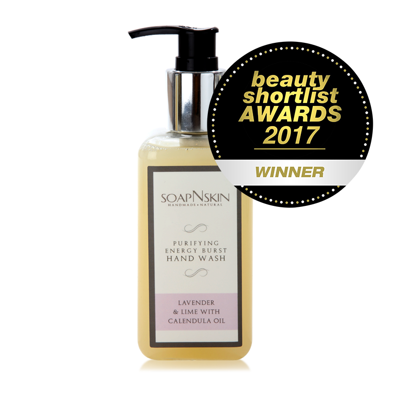 Award Winning Lavender & Lime with Calendula Oil Handwash