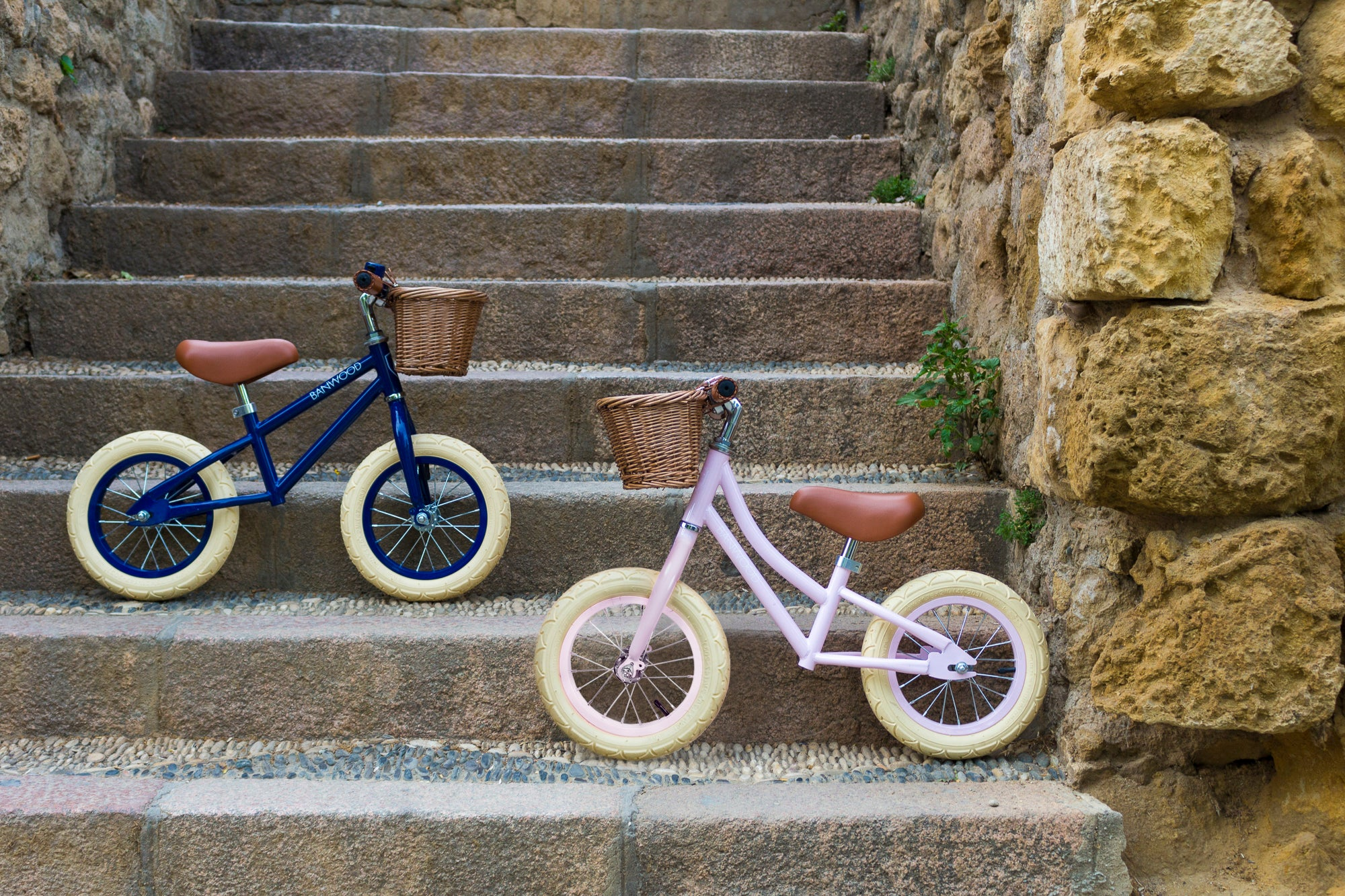 BANWOOD FIRST GO BALANCE BIKES FOR CHILDREN BIG DREAMS
