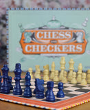 Ridleys Kaleidoscope Chess and Checkers