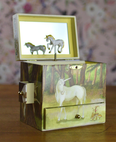 Enchantmints The Unicorn Music/Treasure Box