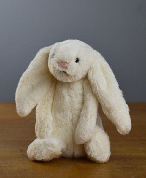 Jellycat Cream Bashful Bunny - Medium