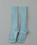 Condor Knee Hi Ribbed Sock (#415 Hielo)