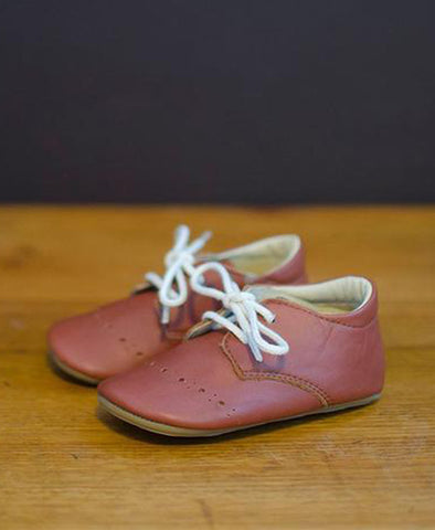 Young Soles Buddy Brogue Baby Padder
