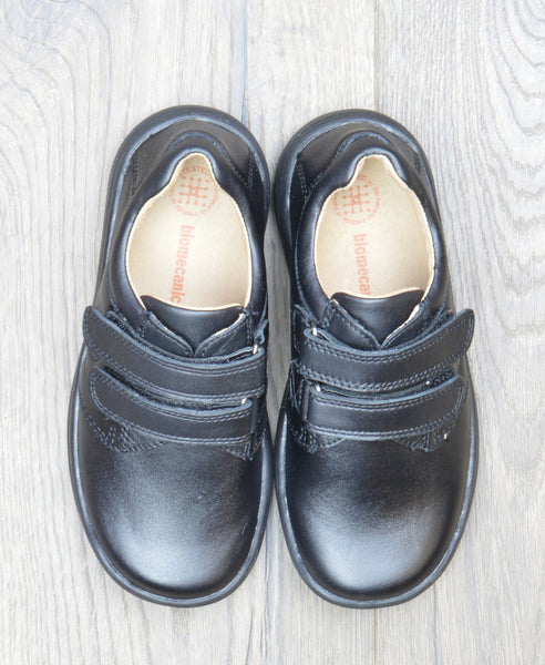 Biomecanics Double Velcro School Shoe