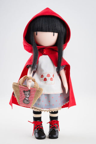 The Pretend Friend, Santoro Gorjuss, Red Riding Hood